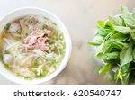 traditional bowl of vietnamese... | Shutterstock . vector #620540747