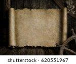 treasure map frame over other... | Shutterstock . vector #620551967