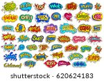vector illustration of sticker... | Shutterstock .eps vector #620624183