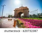 abu dhabi united emirates 20... | Shutterstock . vector #620732387