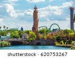 usa  florida  orlando. april ... | Shutterstock . vector #620753267