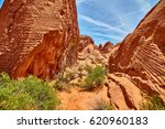 incredibly beautiful landscape... | Shutterstock . vector #620960183