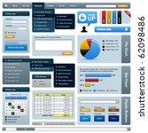 web design element frame...   Shutterstock .eps vector #62098486