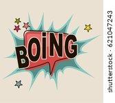 comic sound effect cartoon... | Shutterstock .eps vector #621047243