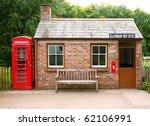 Small Traditional Brick...