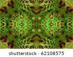 fractal 3d | Shutterstock . vector #62108575