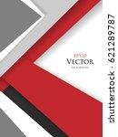 bright material design....   Shutterstock .eps vector #621289787