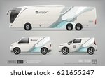 transport mockup of coach promo ...
