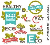 eco products of best quality... | Shutterstock .eps vector #621660683