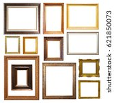frames. isolated on white  may... | Shutterstock . vector #621850073