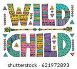 "detailed ornamental  ""wild... 