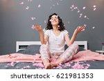 expressing true positive... | Shutterstock . vector #621981353