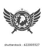Military Symbol A Spartan...