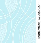 background of torn curved lines ... | Shutterstock .eps vector #622050227