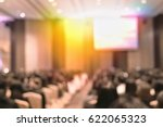 education concept  blurred... | Shutterstock . vector #622065323