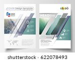business templates for brochure ... | Shutterstock .eps vector #622078493