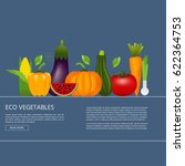 collection of realistic healthy ...   Shutterstock .eps vector #622364753