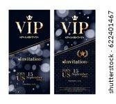 vip party premium invitation... | Shutterstock .eps vector #622401467