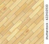 parquet floor texture | Shutterstock . vector #622410533