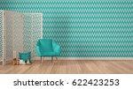 scandinavian minimalist... | Shutterstock . vector #622423253