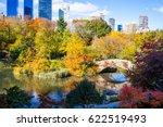 central park | Shutterstock . vector #622519493