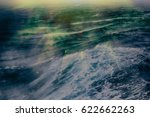 Turbulent Waves Of Pacific...