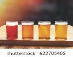 beer tasting | Shutterstock . vector #622705403