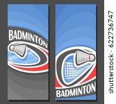 vector vertical banners for... | Shutterstock .eps vector #622736747