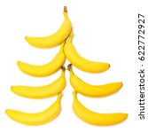 bananas in the form of a...   Shutterstock . vector #622772927