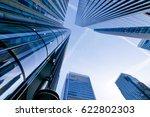 london office building... | Shutterstock . vector #622802303