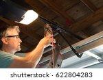 closeup of a professional... | Shutterstock . vector #622804283