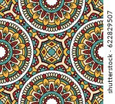 seamless oriental pattern.... | Shutterstock . vector #622829507