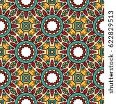 seamless oriental pattern.... | Shutterstock . vector #622829513