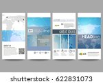 the minimalistic abstract... | Shutterstock .eps vector #622831073
