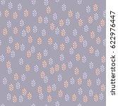 herbs seamless pattern.... | Shutterstock .eps vector #622976447
