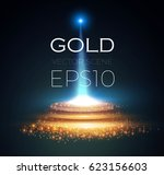 abstract shining background.... | Shutterstock .eps vector #623156603