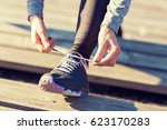 fitness  sport  people and...   Shutterstock . vector #623170283