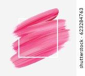 Logo Brush Painted Watercolor...