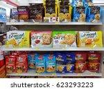bangkok  thailand   march 31  ...   Shutterstock . vector #623293223