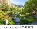 monaco  monte carlo   september ... | Shutterstock . vector #623325797