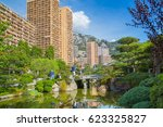 monaco  monte carlo   september ... | Shutterstock . vector #623325827