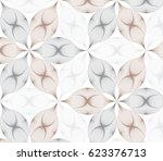 flower pattern vector ...   Shutterstock .eps vector #623376713