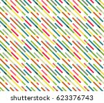 colorful line overlap each with ...   Shutterstock .eps vector #623376743