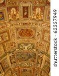 vatican museum  vatican city ... | Shutterstock . vector #62337949