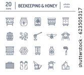 Beekeeping  Apiculture Line...