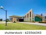 miri  sarawak   september 22 ... | Shutterstock . vector #623566343