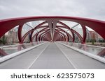 calgary  canada   april 17 ... | Shutterstock . vector #623575073