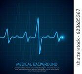 healthcare vector medical... | Shutterstock .eps vector #623635367