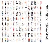 business picture achievement... | Shutterstock . vector #623636507