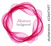 abstract background with pink